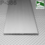 Ультратонкий алюминиевый плинтус ARFEN Р-385, высота 85 мм.