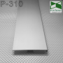 Высокий алюминиевый плинтус для пола ARFEN Р-310, h=100мм.