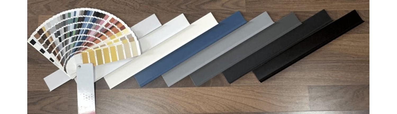 Индивидуальная покраска в любой цвет по RAL или NCS